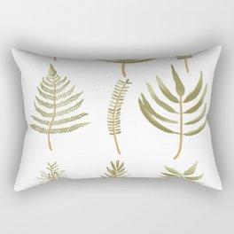Fern friends Rectangular Pillow