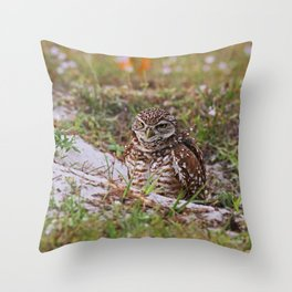 Considering Options Throw Pillow