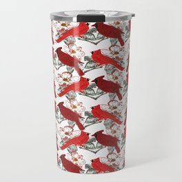 Little Cardinals Travel Mug