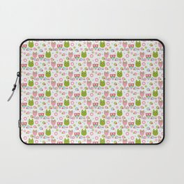 Whimsy Owls Laptop Sleeve