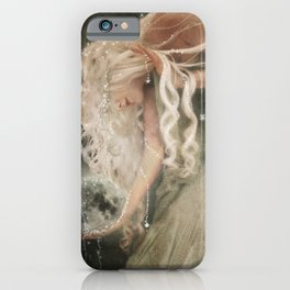 Sister Moon iPhone Case