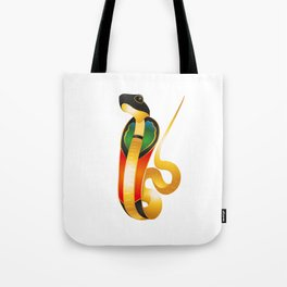 Wadjet - egyptian goddess Tote Bag