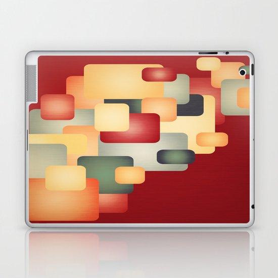 A Warm Retro Feeling. Laptop & iPad Skin
