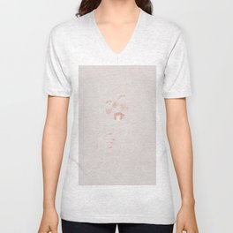 Just sipping Unisex V-Neck