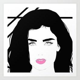 look of love Art Print