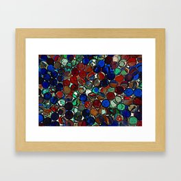 Lost my Marbles Framed Art Print