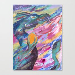 Fierce Imminence Canvas Print