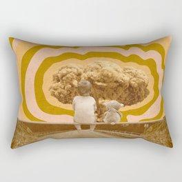 Bomb Watchers Rectangular Pillow