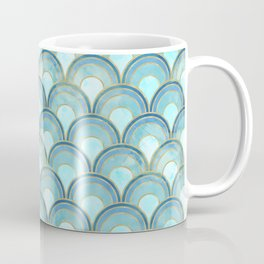 The Peacock Theme Coffee Mug