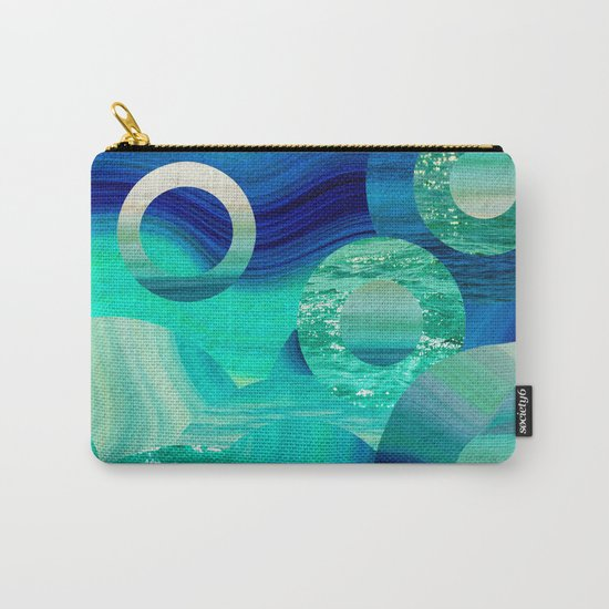 SEA-NCHRONICITY Carry-All Pouch