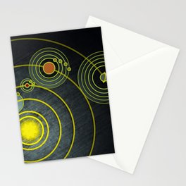 GOLDEN RECORD Stationery Cards