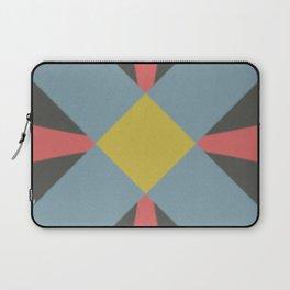 Blue gray Laptop Sleeve