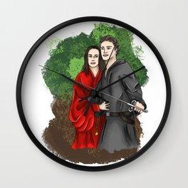 Princess Bride FitzSimmons Wall Clock