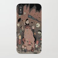 goonies iPhone & iPod Cases featuring The Goonies by Kensausage