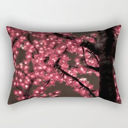 All of the Lights Rectangular Pillow