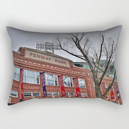 Welcome To Fenway Park Rectangular Pillow