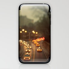 Taxicab Confessions - New York iPhone & iPod Skin
