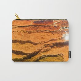 Yellowstone National Park - Sulpher Geyser Carry-All Pouch