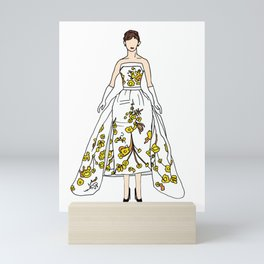 Audrey 12 Mini Art Print