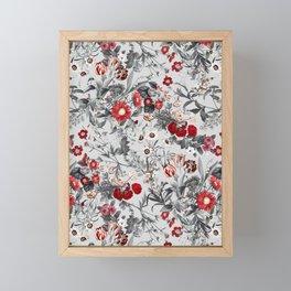 EXOTIC GARDEN XVII Framed Mini Art Print