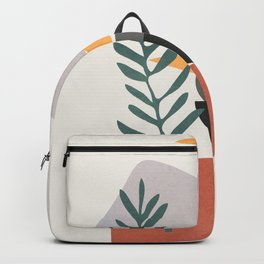 Abstract Shapes No.25 Backpack