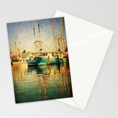 Pass Christian Harbor Stationery Cards