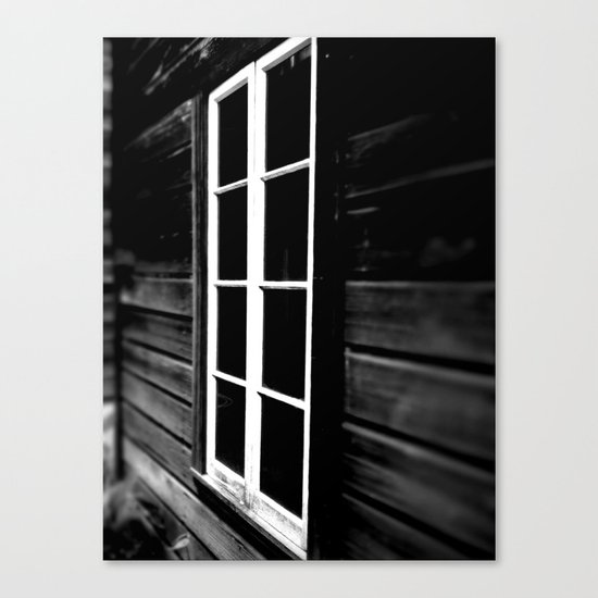 The Panes Canvas Print
