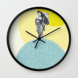 Saros Solar Wall Clock