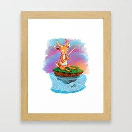 Beau-tiful Framed Art Print