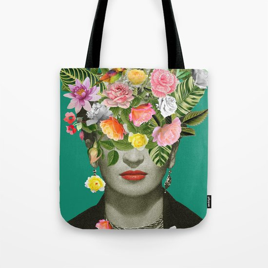 Frida Floral by desireefeldmann