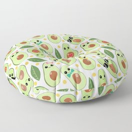 Stylish Avocados Floor Pillow