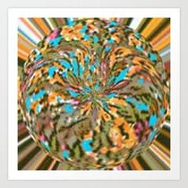 Perceptive Passage Art Print