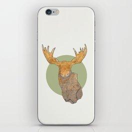 Canadian Moose iPhone Skin