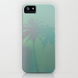 Palm Stories 3 iPhone Case