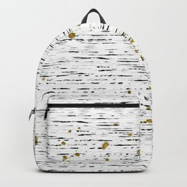 Birch Splatter Backpack
