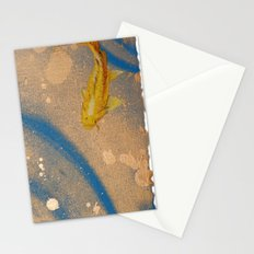 Lone Koi Stationery Cards