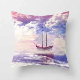 Sehnsucht Throw Pillow