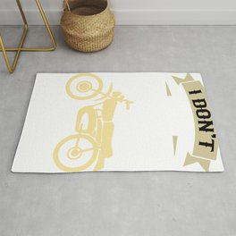 I Dream a Motorcycle Rug