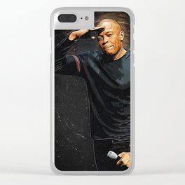 Dr. Dre Clear iPhone Case