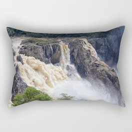 Beautiful Barron Falls Rectangular Pillow