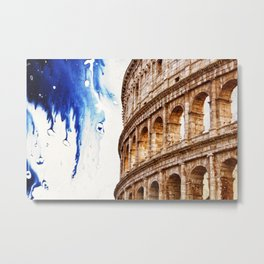COLOSSEO Metal Print