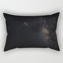 Gas Giants in the Milky Way Rectangular Pillow