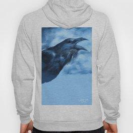 Blue Raven Hoody