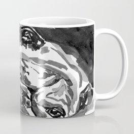 Snug Pug Coffee Mug
