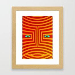 Chipcardepetl Framed Art Print