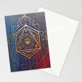 Color Meditation  Stationery Cards