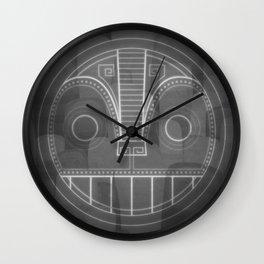 Good/Evil Wall Clock