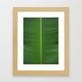 Very close and personal Framed Art Print