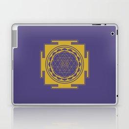Sri Yantra Mandala Laptop & iPad Skin