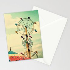 Get your ticket to ride. Stationery Cards